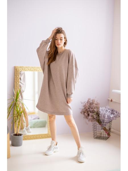 Платье-худи 0173-18