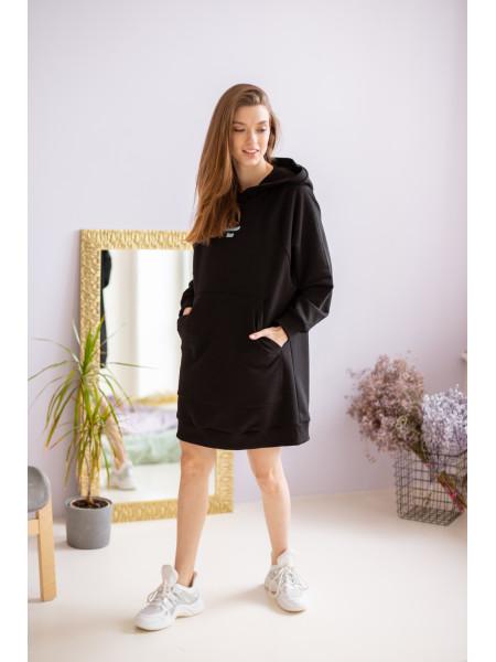 Платье-худи 0175-12