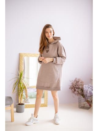 Платье-худи 0175-18