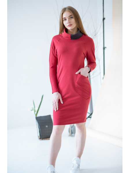 Платье 0091-41